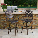 Best-selling West Point Cast Barstool, Shiny Copper