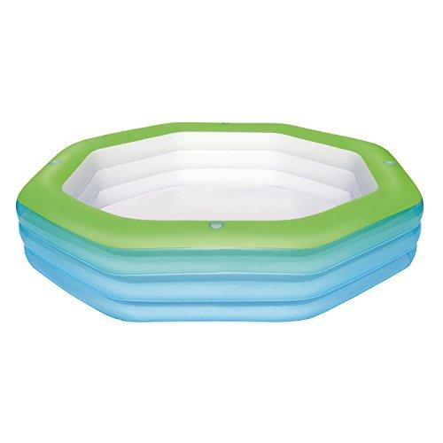 Bestway H2OGO! Deluxe Inflatable Octagon Family Pool