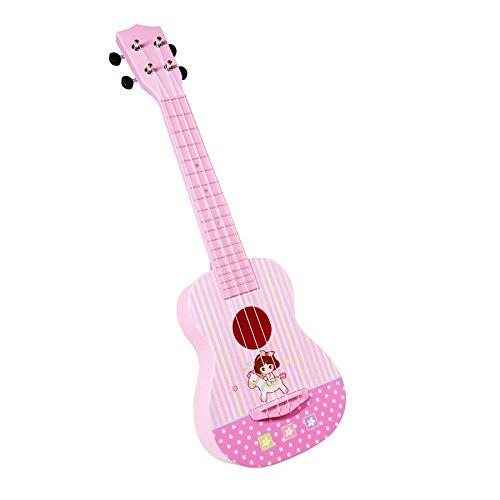 BETECHO Ukulele Guitar for Kids, 23 Inch Nylon-String Starter Classical Kids Guitar for Beginner Children