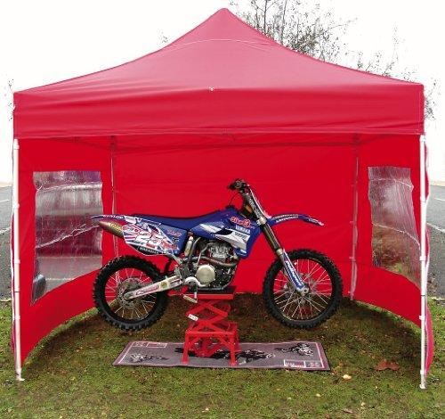 BIKE IT NBI AWN001 Quick-up Awning 3 X 3M Red (Pallet Shipment Only)