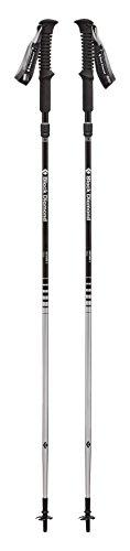 Black Diamond Unisex's Distance Z Z-Poles Trekking, Black, 110