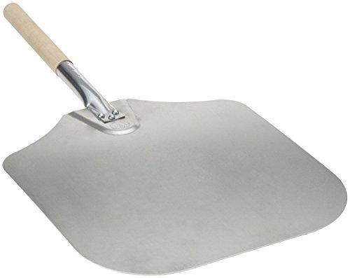 Blackstone Pizza Peel, Lightweight Aluminum with Wood Handle for any Outdoor or Indoor Pizza Oven