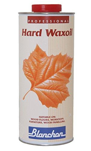 Blanchon Hard Wax Oil - Smoked Oak 1 Litre