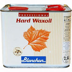 Blanchon Hard Wax Oil - Walnut 2.5Ltr