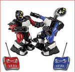Blue Hat Radio Controlled - Battle Boxing Robots