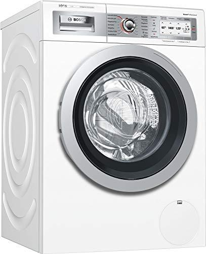 Bosch WAYH2842 Freestanding Front-load 9kg 1600RPM A+++ White washing machine - Washing Machines (Freestanding, Front-load, White, Rotary, Touch, Left, TFT)