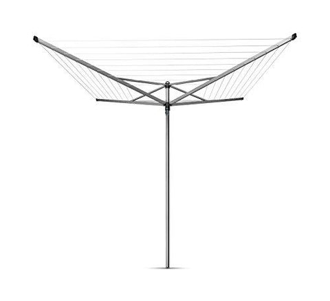 Brabantia Topspinner Rotary Dryer 50m. Washing line 4 arms