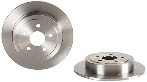 Brembo 08.B029.10 Rear Brake Disc - Set of 2