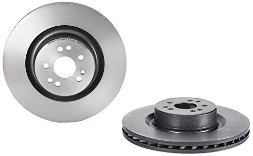 Brembo 09.B286.41 Front UV Coated Brake Disc - Single Piece