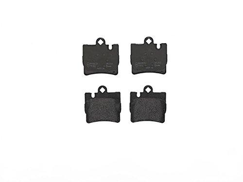 Brembo P50042 Rear Disc Brake Pad - Set of 4