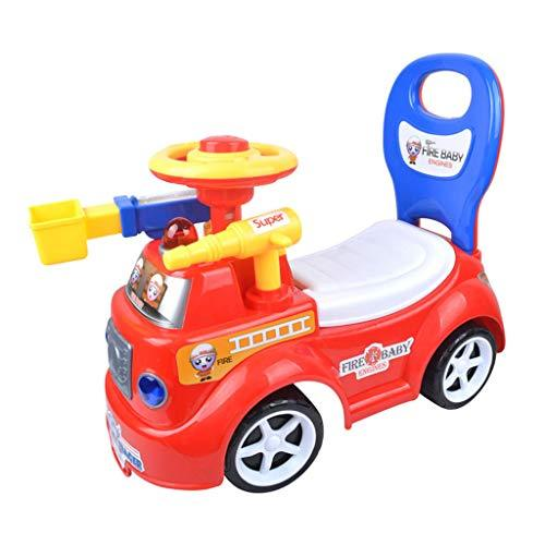 Brisky Ride On Toy Kids Car Push Along Children Bike Toddler Walker Baby Balance Toys