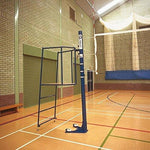 British Volleyball Federation Approved International Durable Volleyball Post Net