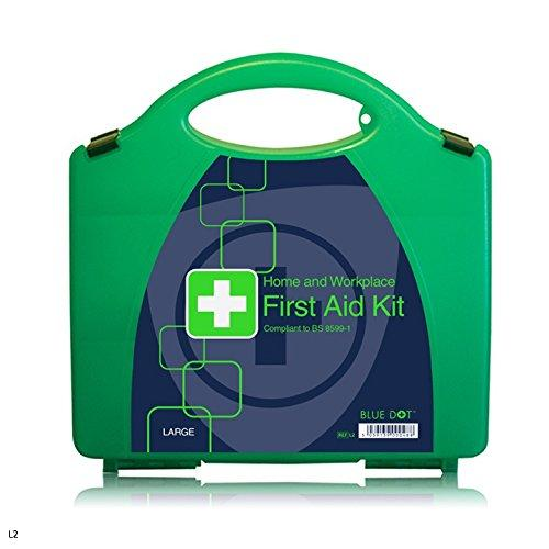 BS 8599-1 Compliant Large First Aid Kit