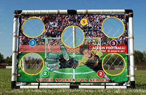 BSD football goal with goal wall AF 548 - September football goal