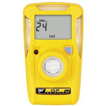 BW Technologies BW Clip Single Gas Detector, CO (Carbon Monoxide), 3-Year