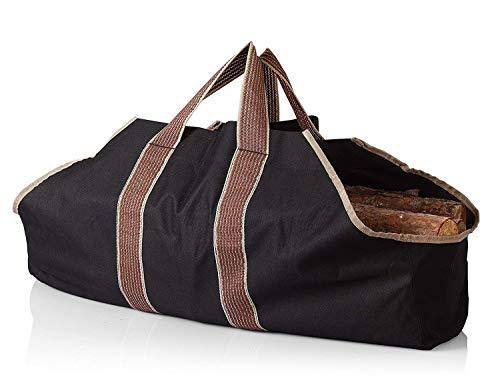 CA01 Tote Log, Black