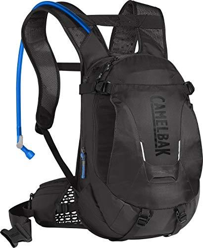 CAMELBAK Skyline Low Rider 10 Hydration Pack - Stealth, 10L / 10 Litre LR Hydrate Backpack Rucksack Bag Bicycle Cycling Cycle Biking Bike Mountain MTB Trail Crux Reservoir Bladder Water Drink Store