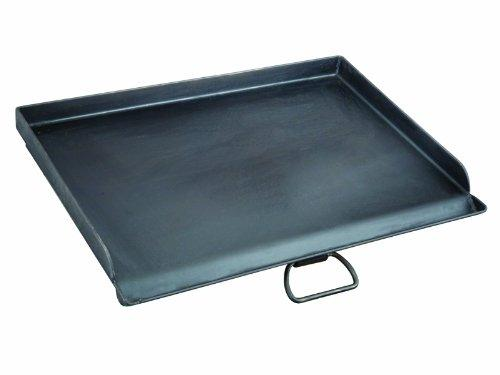 Camp Chef Pro Griddle Sg90-covers Left 2 Burners On A 3 Burner Stove