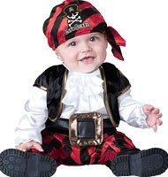 Captin Stinker Babys Fancy Dress Costume