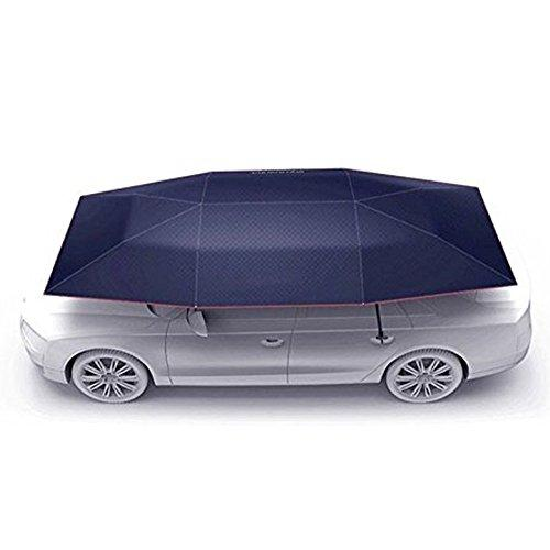 Car Tent Automatic Folded Remote Control Portable Auto Protection Umbrella Shelter Car Hood Sunscreen Cooling