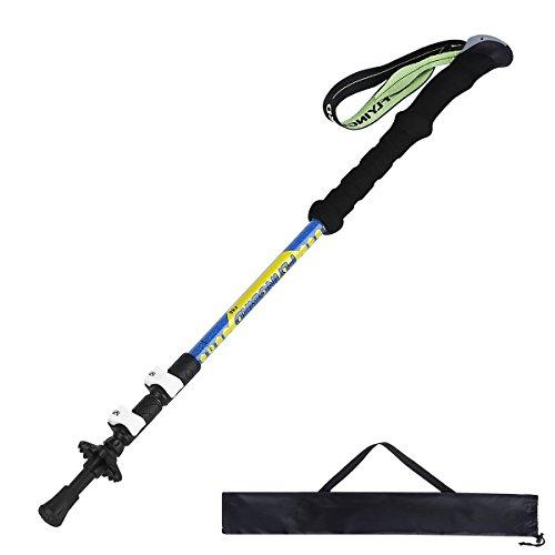 Carbon Fibre Walking Trekking Pole with Adjustable Function