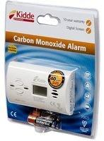 CARBON MONOXIDE ALARM DIGITAL DISPLAY BPSCA 7DCOC - SR08612 By KIDDE
