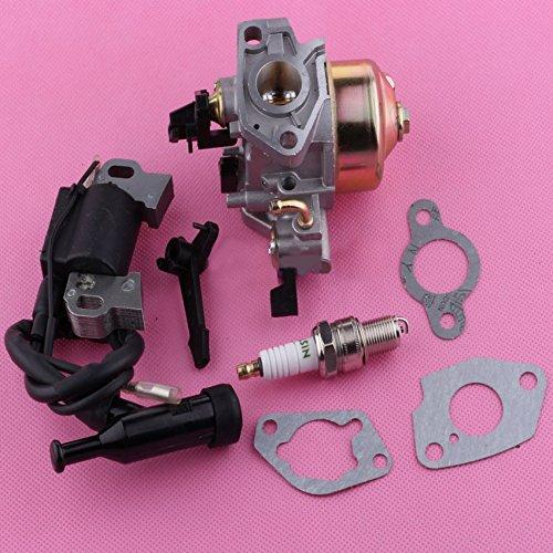 Carburetor Ignition Coil with Spark Plug Gasket For Honda GX240 GX270 8HP 9HP Generator Engine New