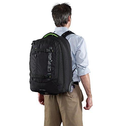 8fb8101d22b9f4 ... Caribee Fast Track Wheeled Trolley Case Backpack with Casual Daypack,  56 cm, 45 Liters ...