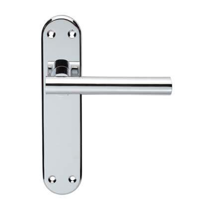 Carlisle BRASS - SZM067CP - Serozzetta SYSTEM - Lever Latch Door Handle - Finish - Polished Chrome (CP)