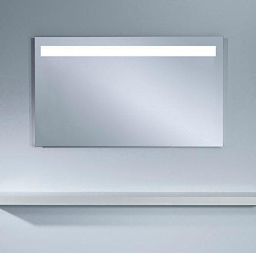 Casa-Padrino bathroom mirror with LED light and motion sensors 120 x H. 70 cm - Luxury Bathroom Furniture