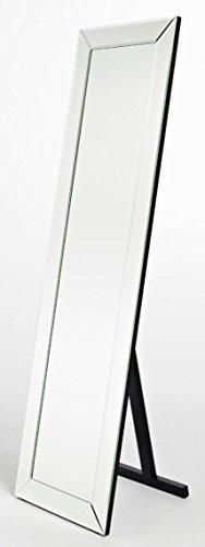 Casa-Padrino luxury standing mirror 48 x H. 165 cm - Bedroom Furniture