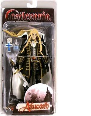 Castlevania NECA Series 1 Action Figure Alucard by Video Game Figure