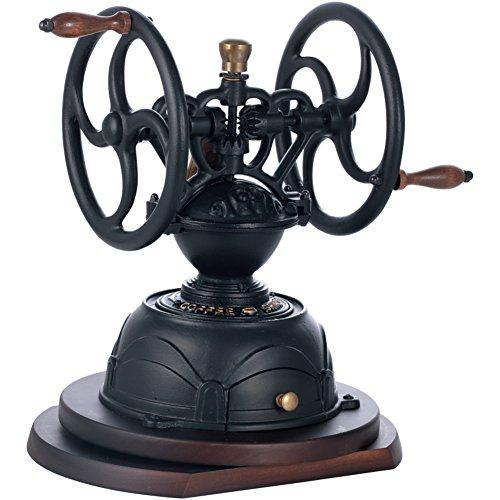 CDSHFVFDG Cast iron European style black Manual Coffee Grinder