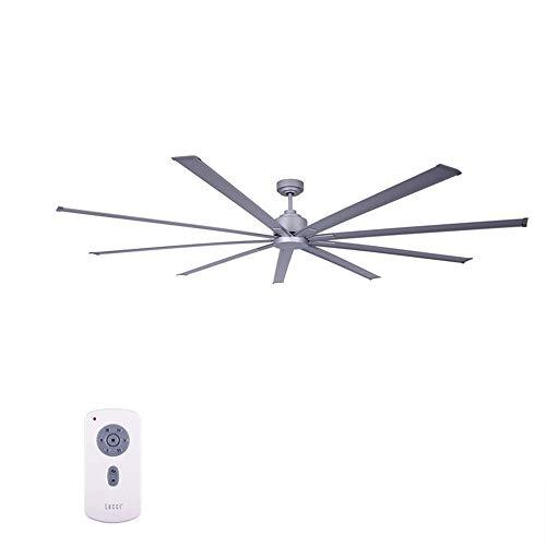 Ceiling Fan Big Air Extreme Power Industrial Ceiling Fan Commercial Residential Resort Simple and Comfortable Ceiling Fan,B