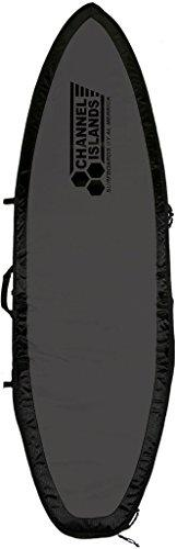 Channel Islands Surfboards Cx1 Single Surfboard Bag, Charcoal, 7'0""