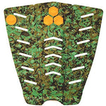 Channel Islands Surfboards Parker Coffin Traction Pad, Green Camo, One Size