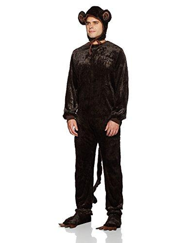 Charades Adult Mischievous Monkey Fancy dress costume Large