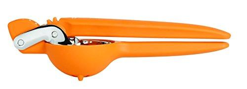 Chef'n juicer FreshForce in Orange/Silver, Stainless Steel 37.5 x 12.5 x 9 cm