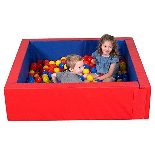 Children's Factory Corral Ball Pool Pit CF331-031 (Includes 500 balls) by Children's Factory