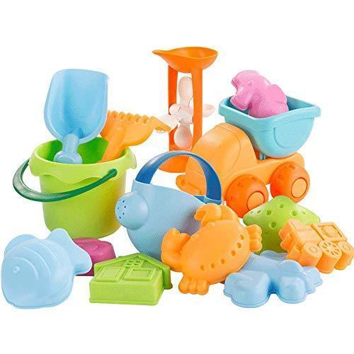 Children's Toys Indoor and Outdoor Beach Set Bucket Baby Hands-on Digging Sand Shovel Baby Shower Boy Girl Playing Sand Play Snow Tool Toy