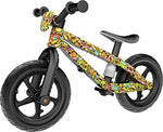 Chillafish BMXie-RS: FAD Edition BMX Balance Bike with Airless RubberSkin Tyres, Xplorer - Musketon