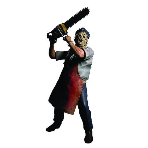 Cinema Of Fear: 12 Inch The Texas Chainsaw Massacre Leatherface