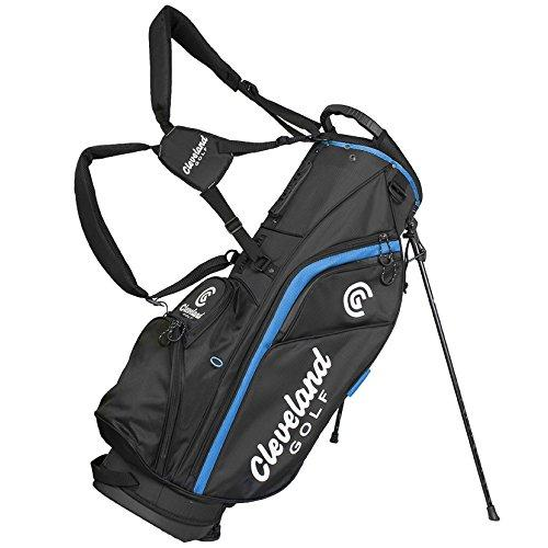 Cleveland Golf 12102361 Tripod Bag, Men, Black/Blue, One Size