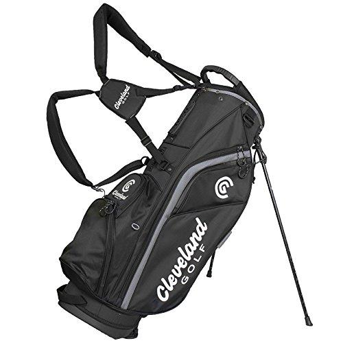 Cleveland Golf 12102378 Tripod Bag, Men, Black/Grey, One Size