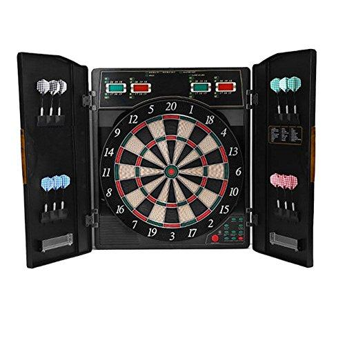 CloudWhisper Professional Electronic Dartboard Target Game Set for Adults Playing