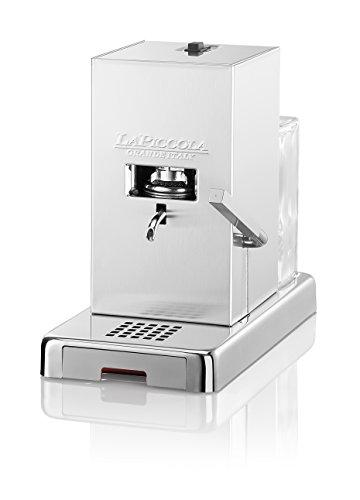 COFFEE POD MACHINE LA PICCOLA PICCOLA + 24 ESE PODS MUSETTI