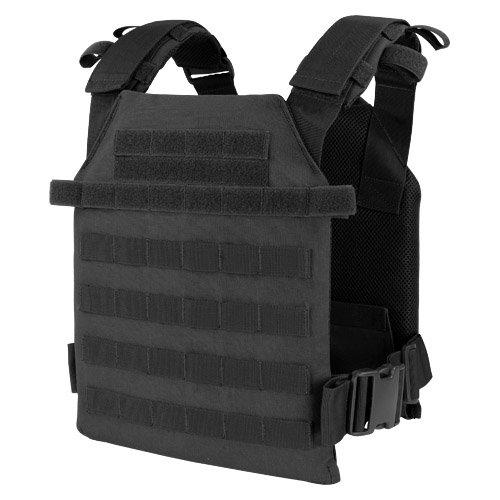 Condor Sentry Lightweight Plate Carrier Black