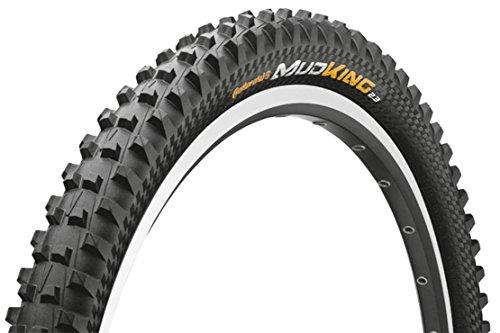 Continental Mud King Tyre, unisex, Mud King, black