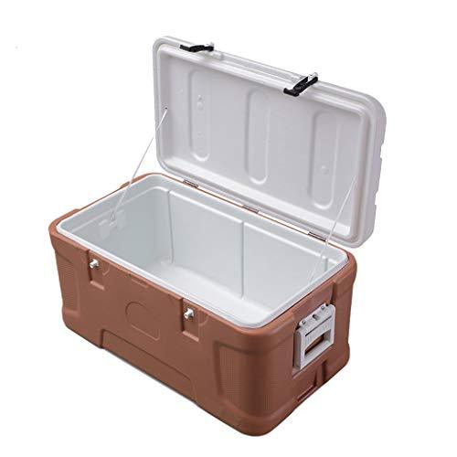 Cooler Box JCOCO Performance 110L Car refrigerator - 120 hours insulation- Performance Beer Beverage Outdoor beer party cooling transport box