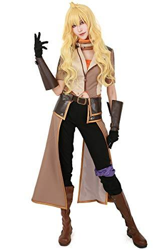 Coskidz Women's Volume 4 Yang Xiao Long Cosplay Costume (Women l)